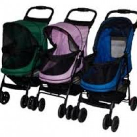 Pet Strollers Reviews – Pet Gear Happy Trails Stroller